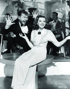 Mickey Rooney & Judy Garland from Words and Music, 1948