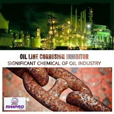 #OilLineCorrosionInhibitor are chemicals used for reducing the corrosion of metals while applying in fluids. In oil industry, oil or liquid system requires film forming #CorrosionInhibitor and it is used for acid stimulation which is covered separately.  #RimproIndia