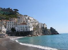Wonderful Seaside House On The Amalfi Coast – Enjoy The Terrace & Sea View! Us Honeymoon Destinations, Places Ive Been, Places To Visit, Beautiful Morning, Beautiful Beautiful, Amalfi Coast, Amalfi Italy, Sorrento, Seaside