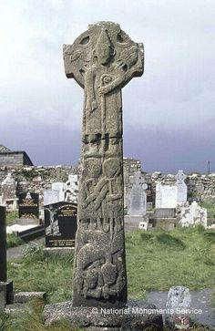 Kilfenra. High Cross. Irlanda