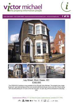 Property in Leytonstone