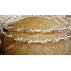 Στέφανα γάμου επάργυρα   123-mpomponieres.gr Delicate, Bracelets, Silver, Jewelry, Jewlery, Jewerly, Schmuck, Jewels, Jewelery