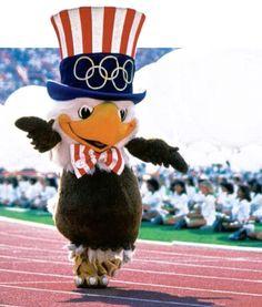 洛杉磯奧運吉祥物