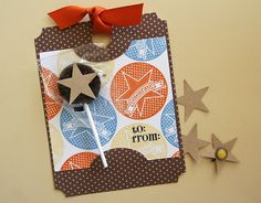 Treat Packaging by Danielle Flanders for Papertrey Ink (March 2012)