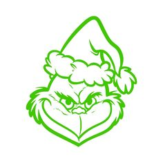 free grinch face svg files for cricut - Yahoo Image Search Results Christmas Vinyl, Christmas Balls, Christmas Shirts, Christmas Crafts, Xmas Shirts, Grinch Face Svg, Le Grinch, Grinch Svg Free, Vinyl Crafts