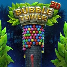 Free Match-3 Browser Game - Bubble Tower 3D is a bubble shooter with an innovative 3D setting. Match 3 Games, All Games, Bubble Games, Bubble Shooter, Game & Watch, Cash Prize, Bubbles, At Least, Tower