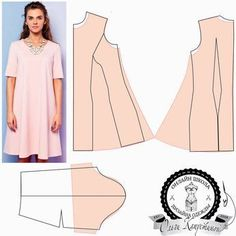 Amazing Sewing Patterns Clone Your Clothes Ideas. Enchanting Sewing Patterns Clone Your Clothes Ideas. Fashion Sewing, Diy Fashion, Fashion Outfits, Fashion Clothes, Dress Sewing Patterns, Clothing Patterns, Sewing Blouses, African Fashion Dresses, Pattern Fashion