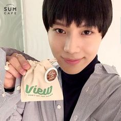 170217 #Taemin - SMTOWN Sum Cafe Instagram Update