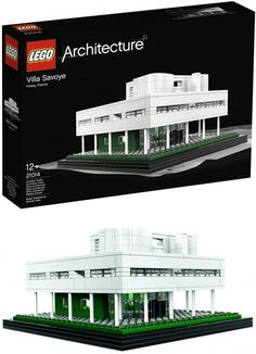 lego architecture landmark series