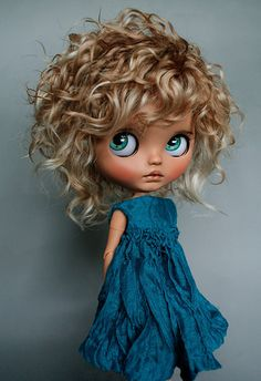 Kimya - Blythe Cherry Sunset beach (n/a) | by Suedolls*