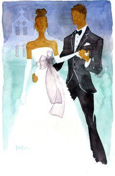 Romantic wedding Artist Lovisa Oliv www.llovisaoliv.com