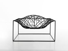 AD-HOC handmade Armchair-Sculpture * In the line between art and furniture, great design by Jean-Marie Massaud for Viccarbe Ad Hoc, Design Furniture, Chair Design, Cool Furniture, Geometric Furniture, Dream Furniture, Outdoor Furniture, Contemporary Furniture, Contemporary Design