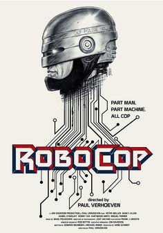 Robocop - Gilles Vranckx ----