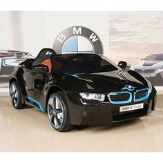 BMW Kids Ride On Battery Powered Wheels Car RC Remote Black ** Find out more about the great product at the image link. (This is an affiliate link) Power Wheel Cars, Power Wheels, Bmw Electric Car, Hot Wheels, Kids Cycle, Antique Phone, Baby Doll Nursery, Toy Cars For Kids, Rc Remote