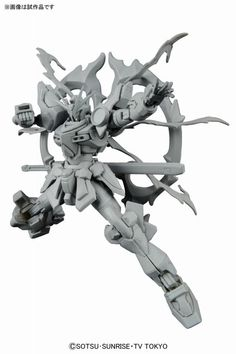 Bandai HGBF Kamiki Burning Gundam 1/144 Plastic Model kit 2 | Anime figures, figurines, action figures