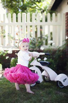Pinwheels and Polka Dots 1st Birthday Party with Full of Adorable Ideas via Kara's Party Ideas | KarasPartyIdeas.com #LittleGirl #Party #Ideas #Supplies (19)