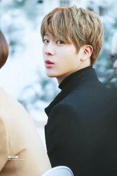 BTS   Jin   Kim Seokjin