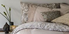 How to: create a lavish-looking bedspread