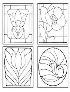 Image detail for -Stained glass patterns for free./glass pattern 054