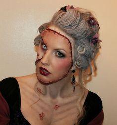 Makeup by Psycho Sandra - legend.