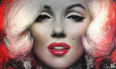 Marilyn, artist: Georges Armand