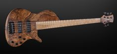 Latest bass with beautiful Serbian Walnut top and ...