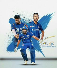 This is the Theme song of Mumbai Indians in Indian premier league (IPL) 2020 Cricket Logo, Cricket Sport, Mumbai Indians Ipl, Ms Dhoni Wallpapers, India Cricket Team, Cricket Wallpapers, Vijay Actor, Chennai Super Kings, Sachin Tendulkar