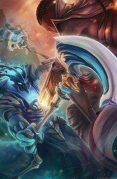 Fan Art | League of Legends