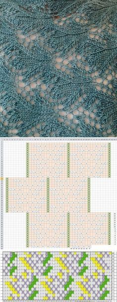 beautiful patterns knitting | make handmade, crochet, craft... ♥ Deniz ♥