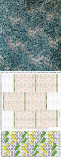 beautiful patterns knitting | make handmade, crochet, craft... ♥ Deniz ♥