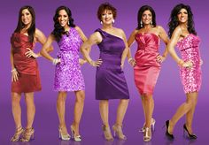 The Real Housewives of New Jersey -   Youse gotta problem wit dat?
