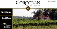 All the wines at Corcoran Vineyards are excellent (try their Chambourcin and Cab Franc)...and they also have a brew house with fantastic beer! Try a picnic on their grounds with your dog.