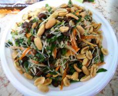 סלט אטריות, אזוקי ובוטנים תאילנדי - על אוכל וזנזוני מוח - תפוז בלוגים