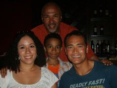 Mark Dacascos And Family | ... Journal: A Day with Iron Chefs Chairman, Mark Dacascos and Friends