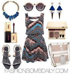 Spring 2013 Style Inspiration: What to Wear on an International Vacation