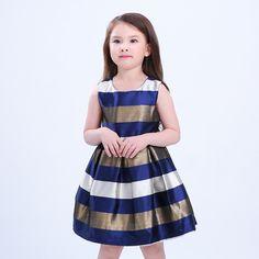 >> Click to Buy << Girl Dress Summer Kids Vest Dress Girls Sleeveless Dresses high quality Girls Princess Dresses Party Girl Clothes az17 #Affiliate