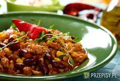 Tradycyjne chili con carne - przepis z portalu przepisy.pl