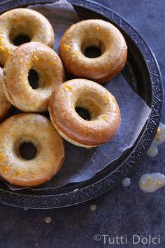 meyer lemon & poppy seed doughnuts