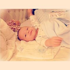 Adorable...Tamera Mowry-Housley's Baby Boy Aden