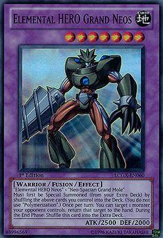 elemental hero neos   Elemental HERO Grand Neos Yu Gi Oh, Nostalgia, Childhood, Dragon, Cards, Movie Posters, Infancy, Film Poster, Dragons