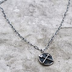 Miner Necklace