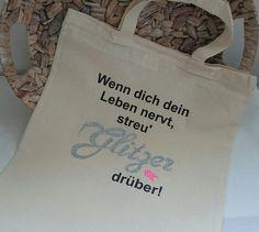 Einkaufstaschen - Stoffbeutel, Einkaufstasche  - ein Designerstück von HandArtbyNina bei DaWanda