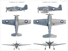 f4f wildcat paint schemes blueprints and cutaways. Black Bedroom Furniture Sets. Home Design Ideas