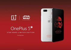 ون بلس تكشف رسميا عن هاتف OnePlus 5T Satr Wars طبعة محدودة في الهند