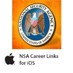 NSA Career Links for iOS