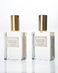 Mini Body Oil Duo Gift Set