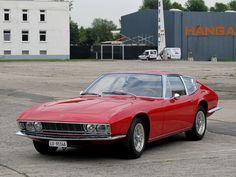 1968 Monteverdi 375 High Speed by Frua