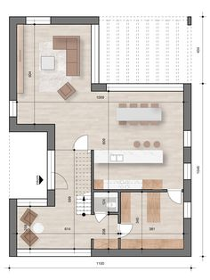 House Floor Plans, Future House, Planer, Sweet Home, Layout, Flooring, How To Plan, Architecture, Building