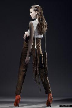 'PREY' Fashion Collection // Anja Merete Larsen | Afflante.com