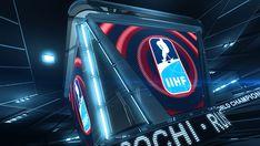 IIHF 2013 Ice Hockey U18 World Championship Opener Animation